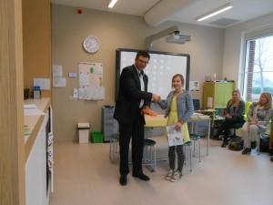 2e prijs Merel Willemsen